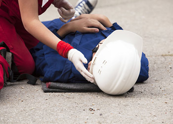 Level 3 Award - Emergency First Aid at Work (Incorporating at Heights)