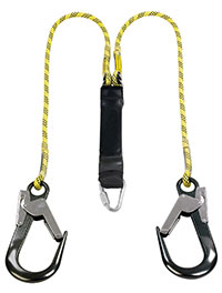 Chunkie Two Tails Fall Arrest Lanyard