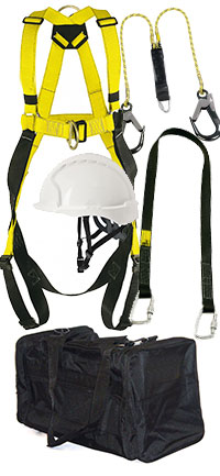 P&P Roof Top Worker PPE Kit